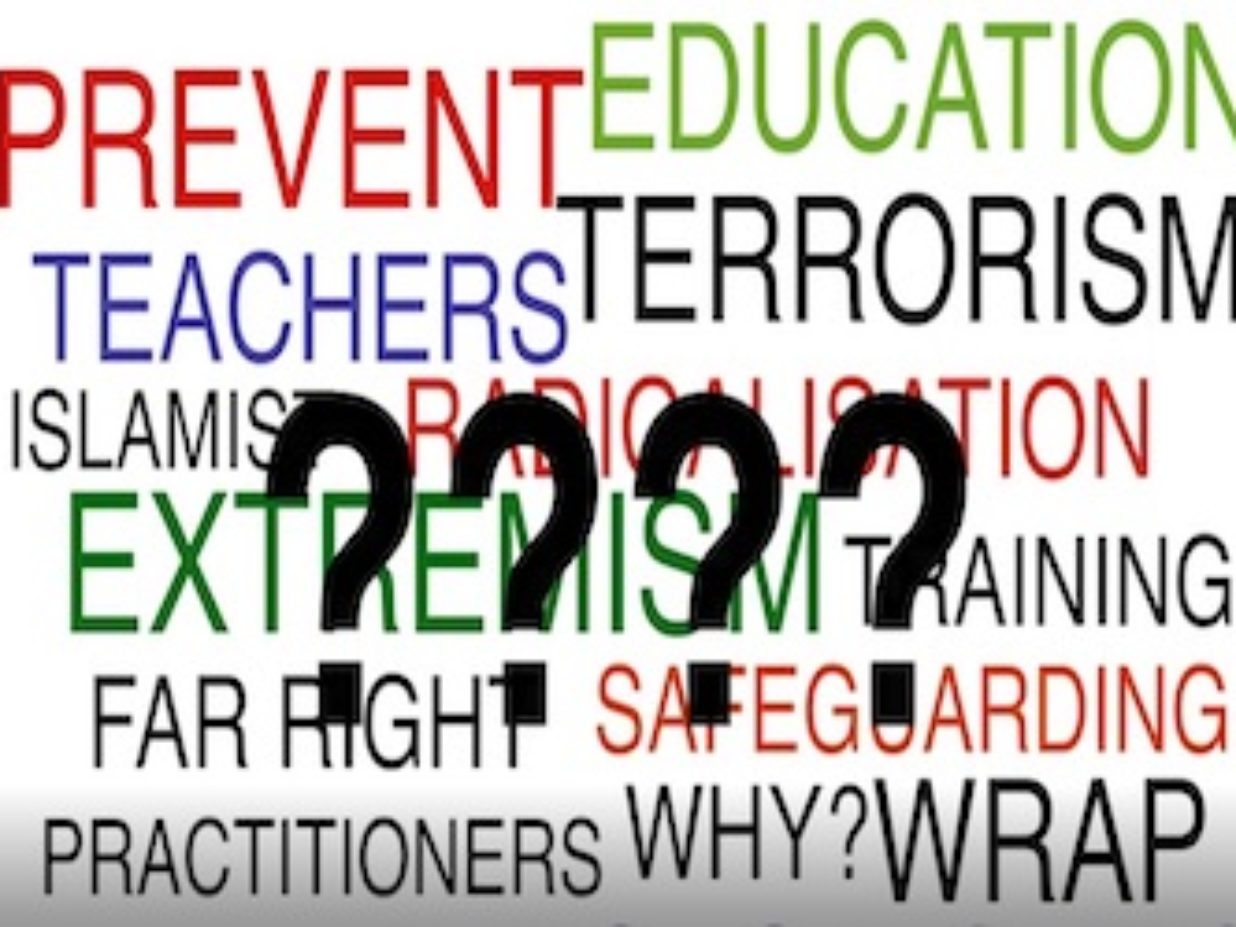 The Duty of Discussion:Going beyond WRAP Prevent training for schools.