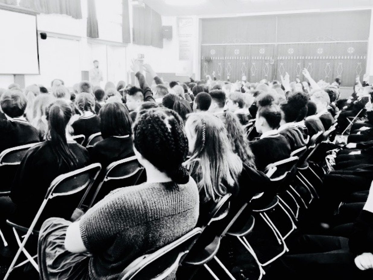 Talking terrorism with young people: secrets of a classroom youth worker session | Sean Monaghan