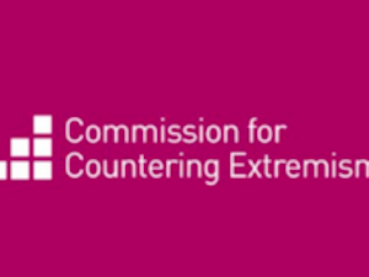 Blog: A cautious welcome to the Commission for Countering Extremism and its new team of Experts – with some caveats.